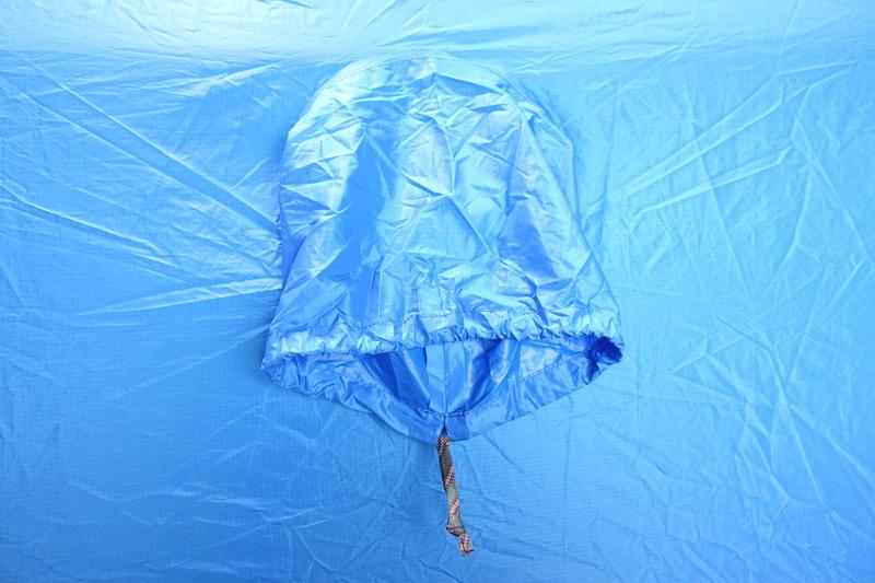 テントのベンチレータ