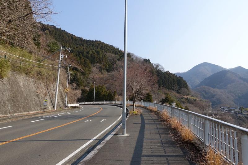 丹沢・ミツバ岳・浅瀬入口
