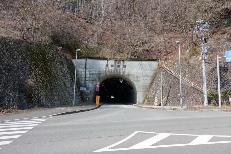 丹沢・ミツバ岳・落合トンネル