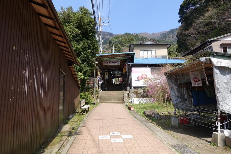 丹沢・大山・表参道
