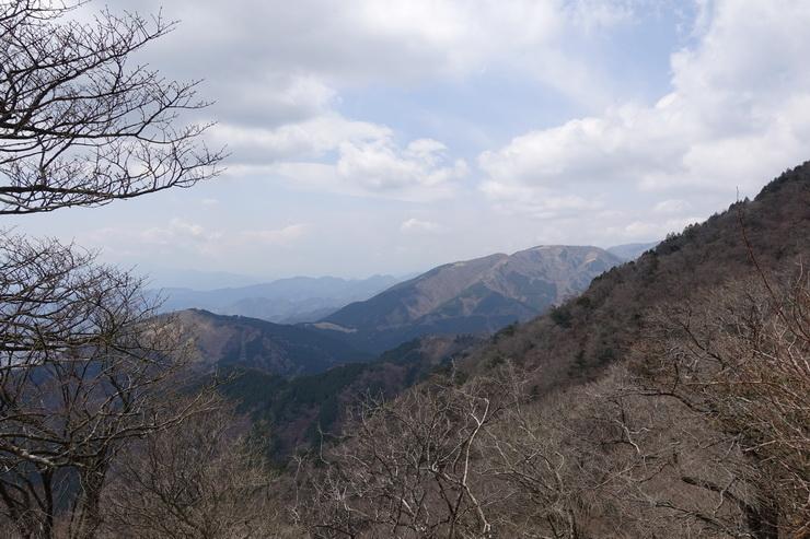丹沢・大山・富士見台