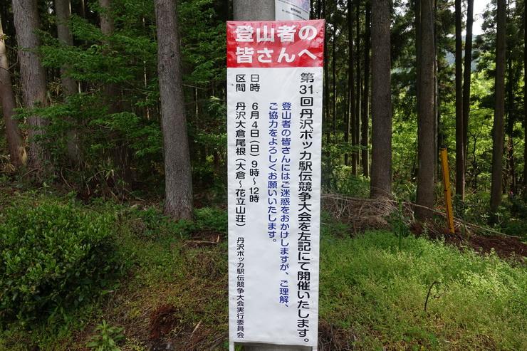 第31回丹沢ボッカ駅伝競走大会