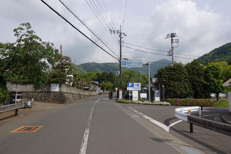 丹沢・大倉~観音茶屋