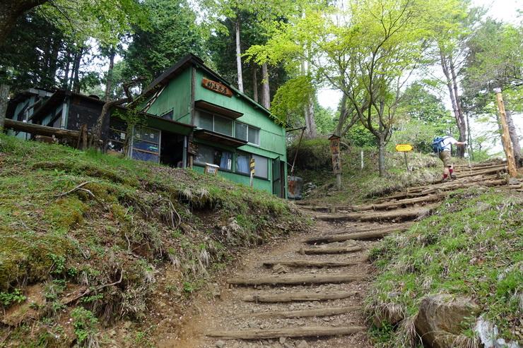 丹沢・駒止茶屋