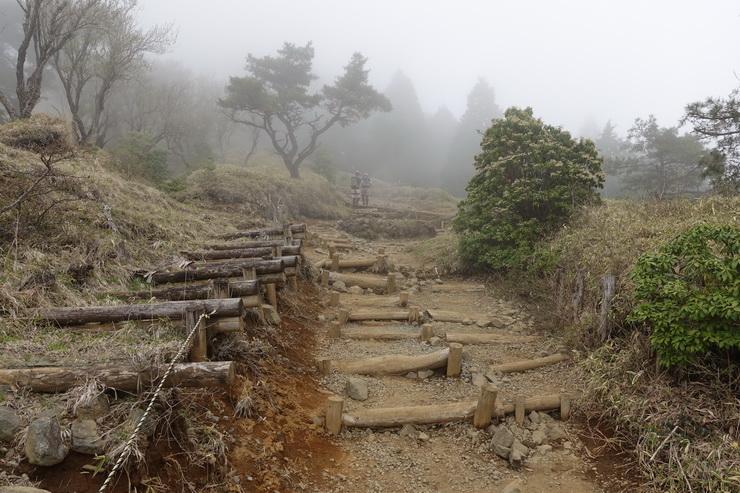 丹沢・花立山荘~塔ノ岳