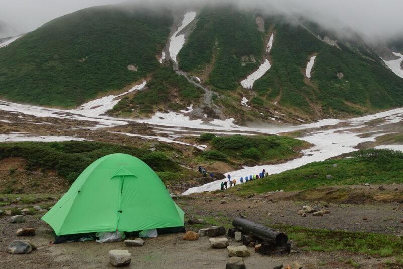 雷鳥沢キャンプ場