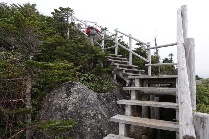夢の庭園(階段)