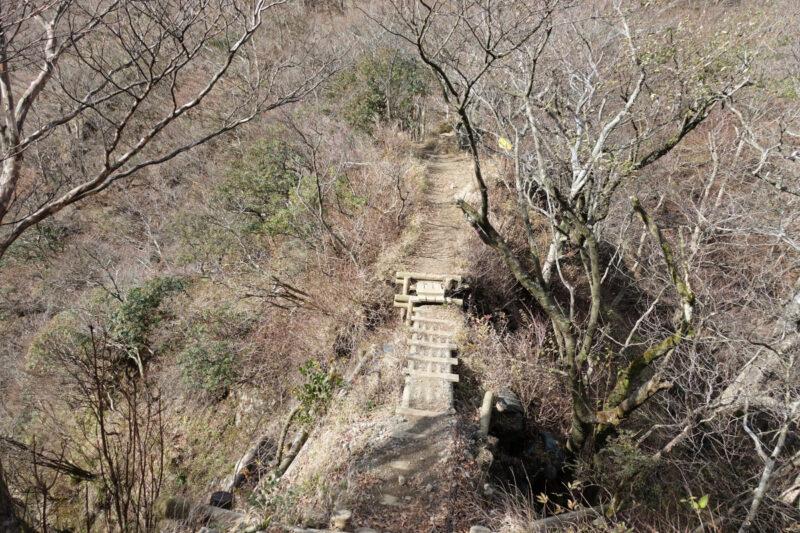 三ノ塔~烏尾山