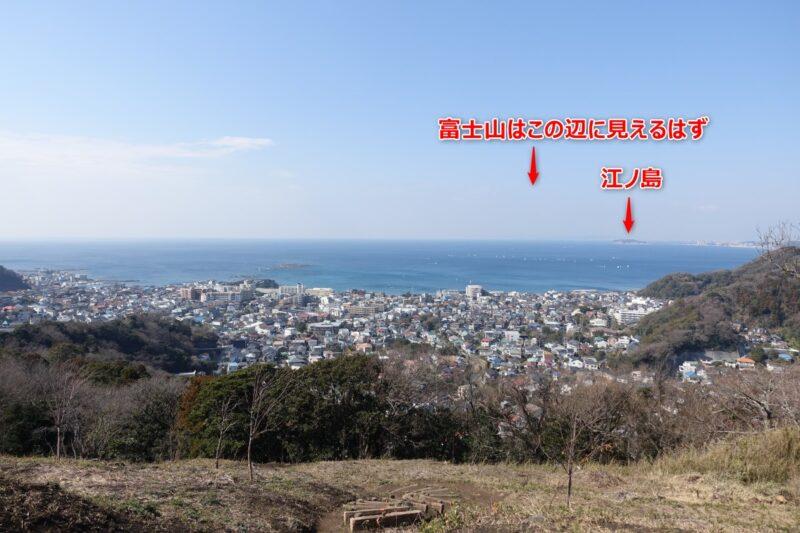 仙元山からの景色