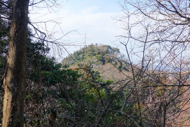仙元山~南尾根、乳頭山