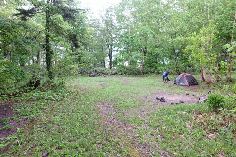 見晴キャンプ場