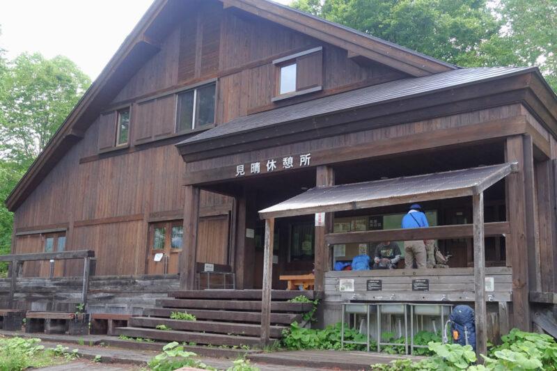 見晴キャンプ場(水場)
