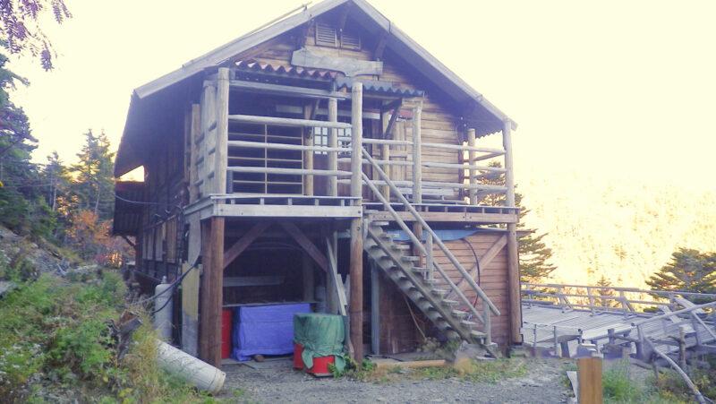 熊ノ平小屋